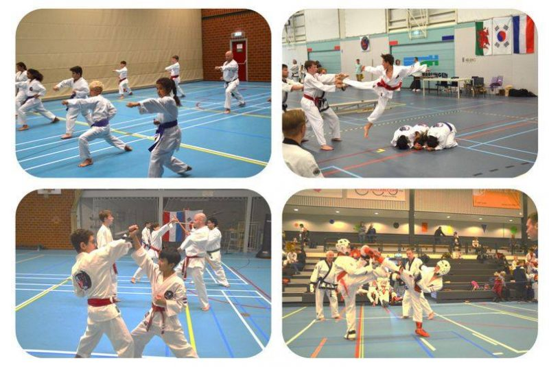 Combat Tang Soo Do